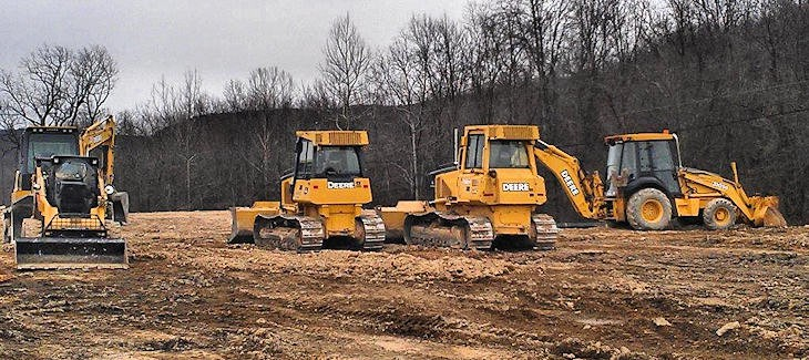 Earthmoving Services