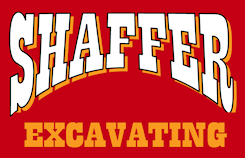Shaffer Excavating logo